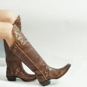 Ariat Chaparral Over Knee Cowboy Boots